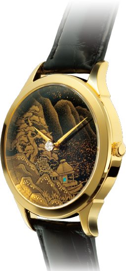 藤沢蒔絵時計ギャラリー 伝統工芸