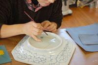 蒔絵体験 伝統工芸